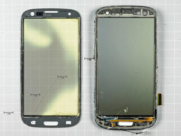 Как разобрать телефон Samsung Galaxy S III (18)