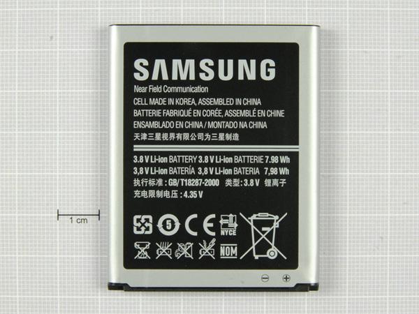 Как разобрать телефон Samsung Galaxy S III (7)