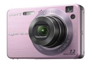 Как разобрать фотоаппарат Sony Cyber-Shot DSC-W120