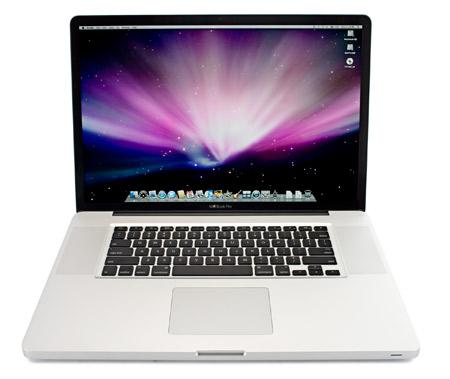 """Как разобрать ноутбук Apple MacBook Pro 17"""" Unibody (2)"""