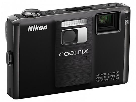 Как разобрать фотоаппарат Nikon Coolpix S1000pj (1)