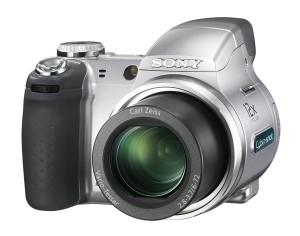 Как разобрать фотоаппарат Sony Cyber-shot DSC-H2