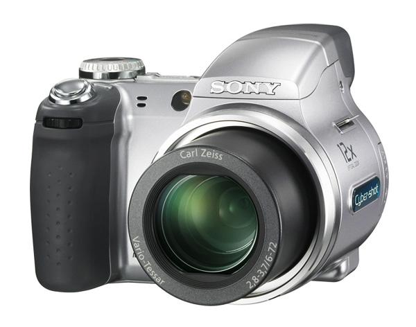 Как разобрать фотоаппарат Sony Cyber-shot DSC-H2 (1)