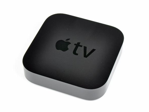 Как разобрать телевизионную приставку Apple TV 2nd Generation (3)