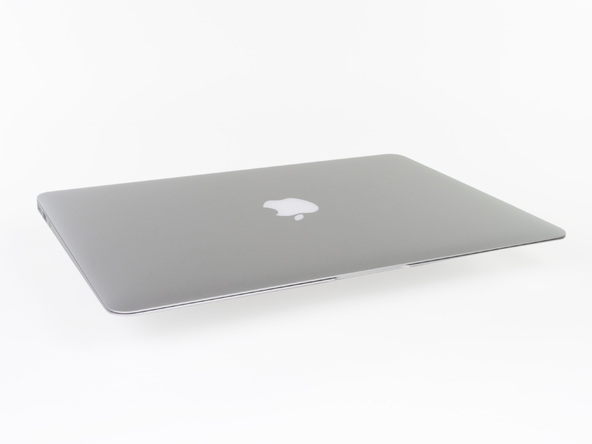 """Как разобрать ноутбук Apple MacBook Air 13"""" (3)"""