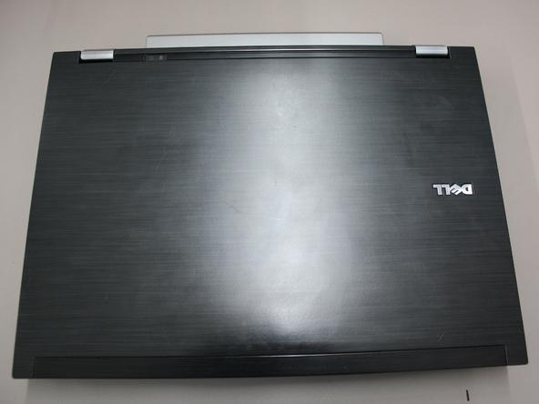 Как разобрать ноутбук Dell Latitude E6500 (3)