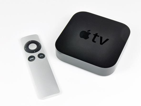 Как разобрать телевизионную приставку Apple TV 2nd Generation (4)