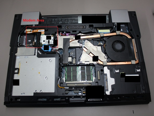 Как разобрать ноутбук Dell Latitude E6500 (24)