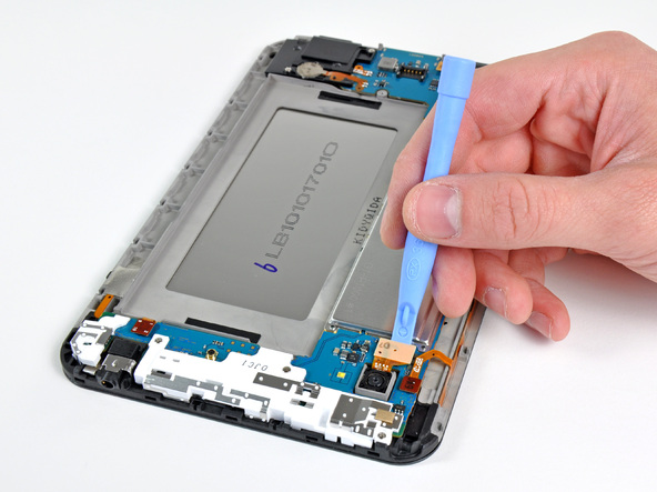 Как разобрать планшет Samsung Galaxy Tab (22)