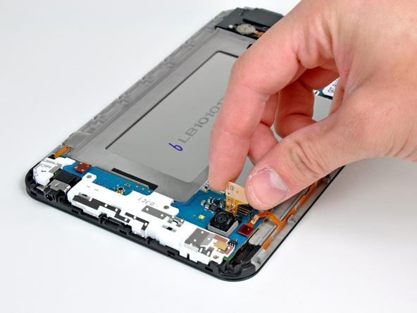 Как разобрать планшет Samsung Galaxy Tab (23)