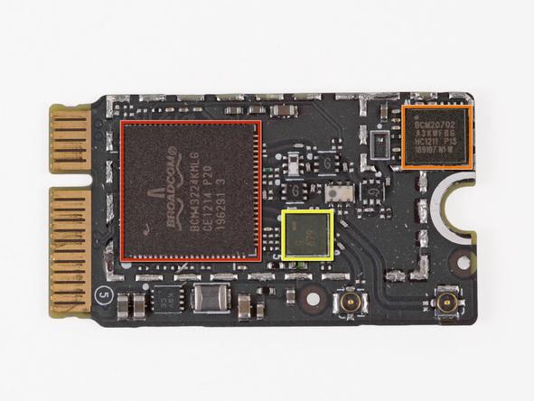 """Как разобрать ноутбук Apple MacBook Air 13"""" (23)"""