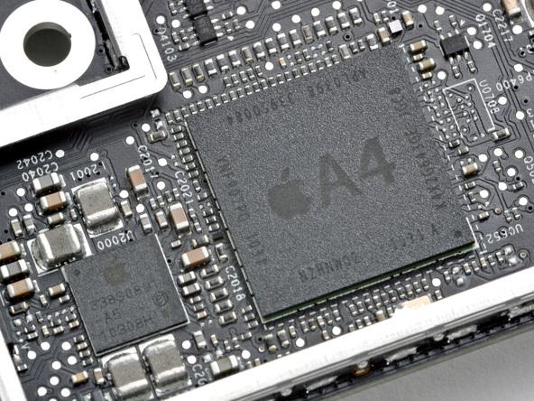 Как разобрать телевизионную приставку Apple TV 2nd Generation (22)