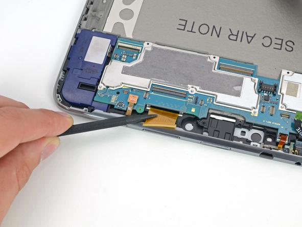 Как разобрать планшет Samsung Galaxy Note 10.1 (28)