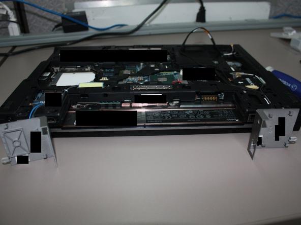Как разобрать ноутбук Dell Latitude E6500 (29)