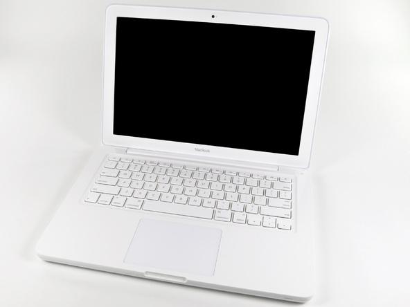 Как разобрать ноутбук Apple MacBook Unibody A1342 (2)