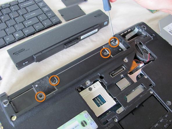 Как разобрать ноутбук Sony Vaio PCG-6J2L (28)