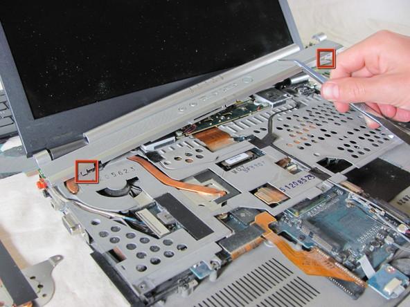 Как разобрать ноутбук Sony Vaio PCG-6J2L (29)