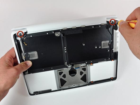 Как разобрать ноутбук Apple MacBook Unibody A1342 (23)