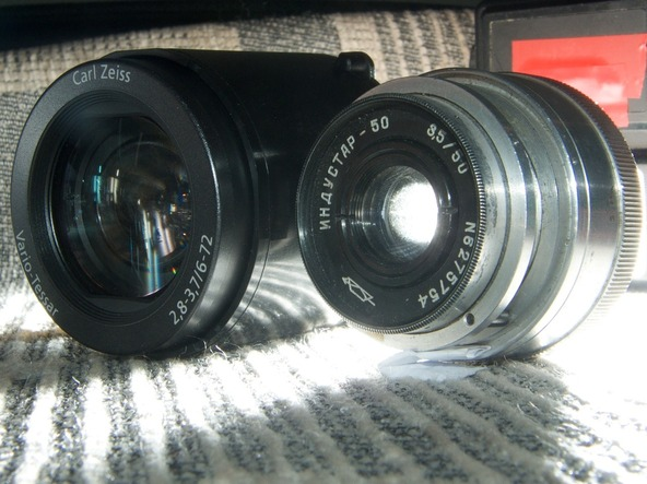Как разобрать фотоаппарат Sony Cyber-shot DSC-H2 (34)