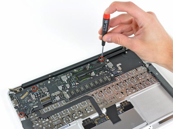 """Как разобрать ноутбук Apple MacBook Air 11"""" (29)"""