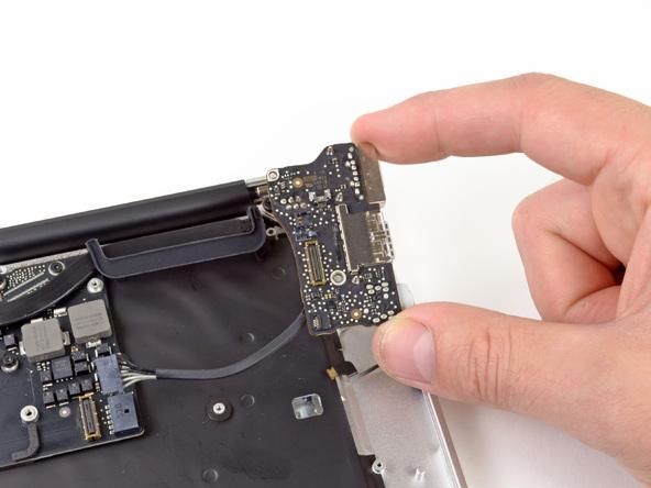 """Как разобрать ноутбук Apple MacBook Air 13"""" (29)"""