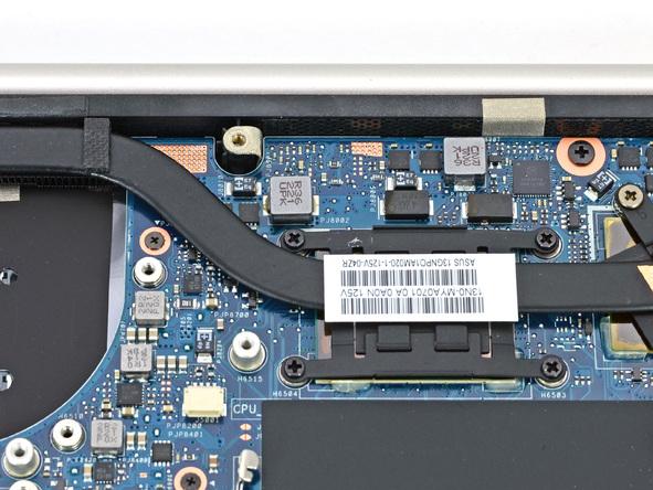 Как разобрать ноутбук Asus Zenbook UX32VD (24)