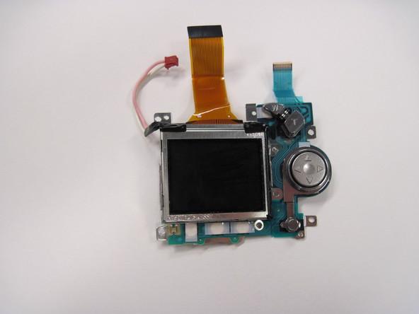 Как разобрать фотоаппарат Nikon Coolpix 3500 (19)