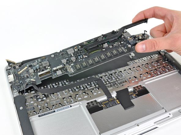 """Как разобрать ноутбук Apple MacBook Air 11"""" (30)"""