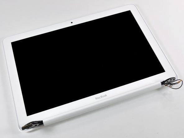 Как разобрать ноутбук Apple MacBook Unibody A1342 (24)
