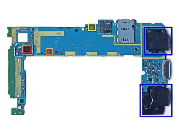 Как разобрать планшет Samsung Galaxy Tab (32)