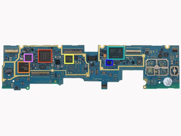 Как разобрать планшет Samsung Galaxy Note 10.1 (34)