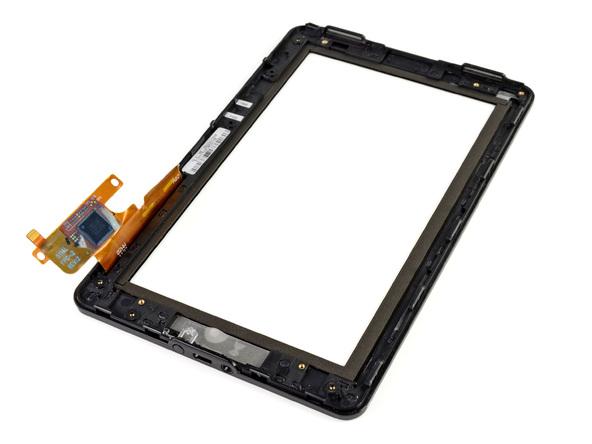 Как разобрать планшет Amazon Kindle Fire (32)