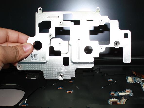Как разобрать ноутбук Dell Latitude E6500 (36)