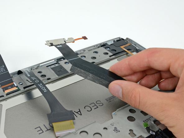 Как разобрать планшет Samsung Galaxy Note 10.1 (36)
