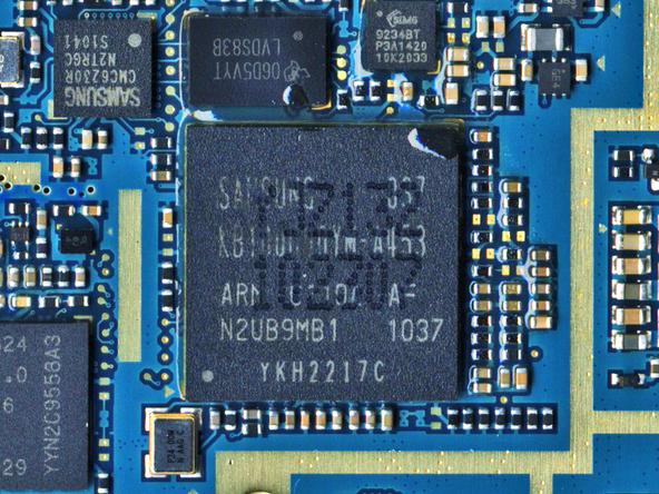 Как разобрать планшет Samsung Galaxy Tab (33)