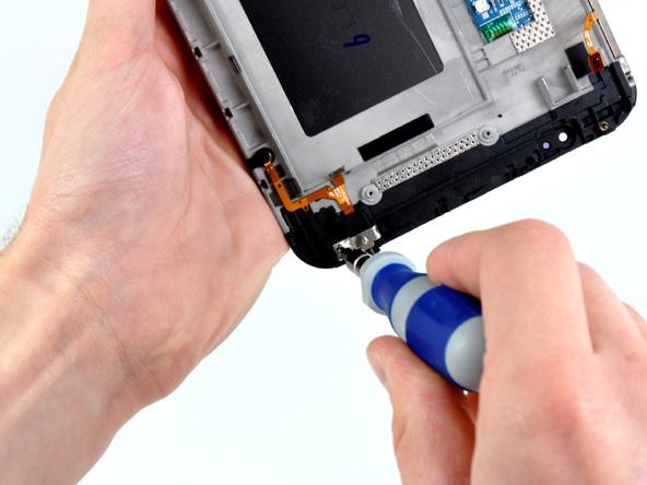 Как разобрать планшет Samsung Galaxy Tab (34)