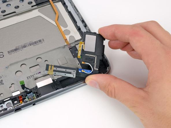 Как разобрать планшет Samsung Galaxy Note 10.1 (38)