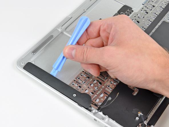 """Как разобрать ноутбук Apple MacBook Air 11"""" (35)"""