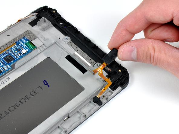 Как разобрать планшет Samsung Galaxy Tab (35)