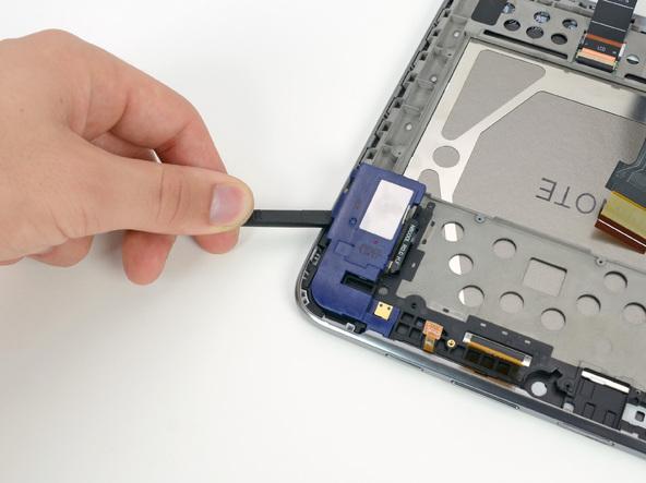 Как разобрать планшет Samsung Galaxy Note 10.1 (39)