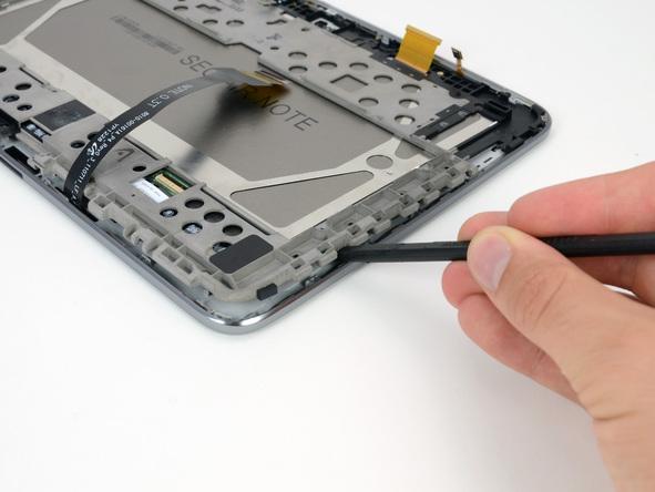 Как разобрать планшет Samsung Galaxy Note 10.1 (41)