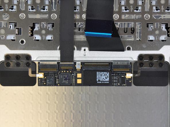 """Как разобрать ноутбук Apple MacBook Air 11"""" (37)"""