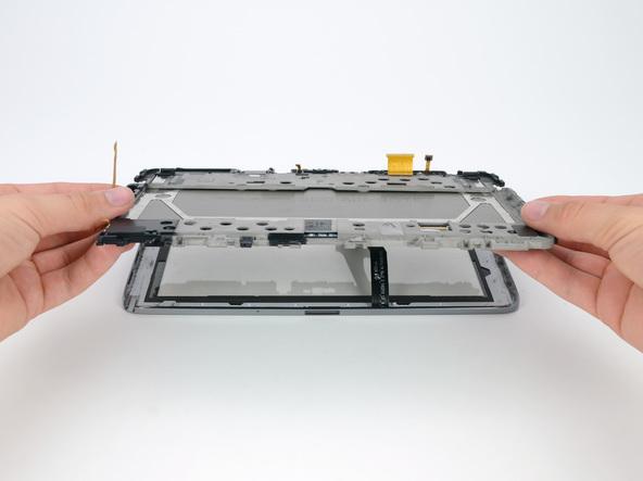 Как разобрать планшет Samsung Galaxy Note 10.1 (42)