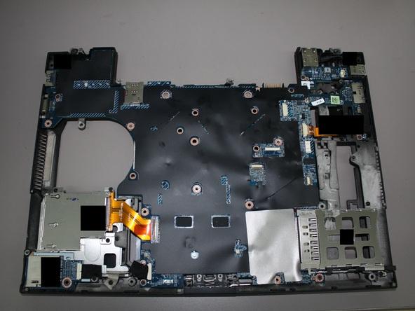 Как разобрать ноутбук Dell Latitude E6500 (40)