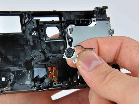 Как разобрать фотоаппарат Nikon Coolpix S1000pj (41)