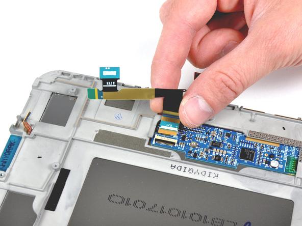 Как разобрать планшет Samsung Galaxy Tab (37)
