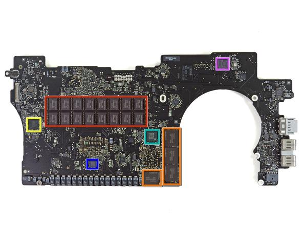 Как разобрать ноутбук Apple