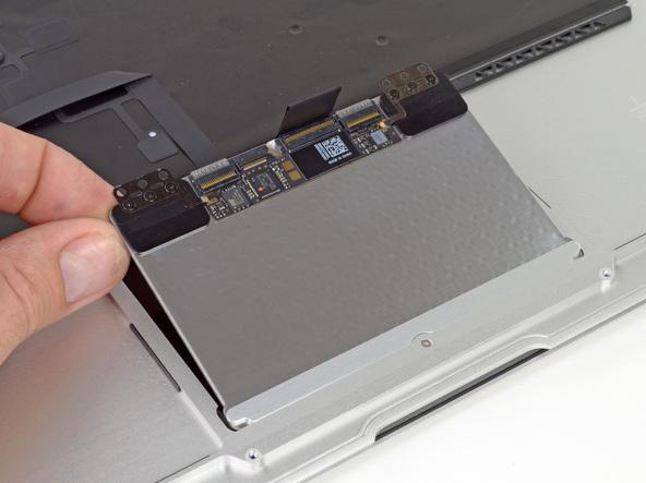 """Как разобрать ноутбук Apple MacBook Air 13"""" (38)"""