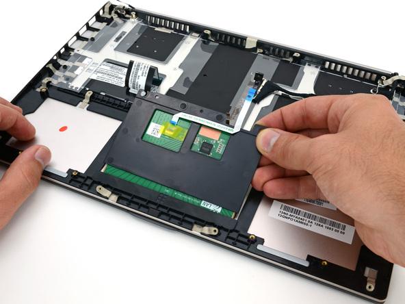 Как разобрать ноутбук Asus Zenbook UX32VD (33)