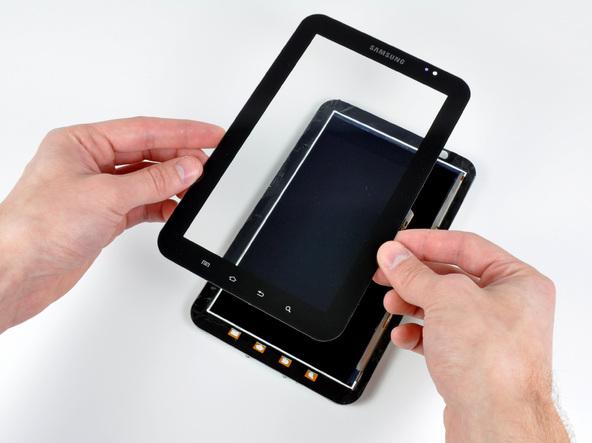 Как разобрать планшет Samsung Galaxy Tab (39)